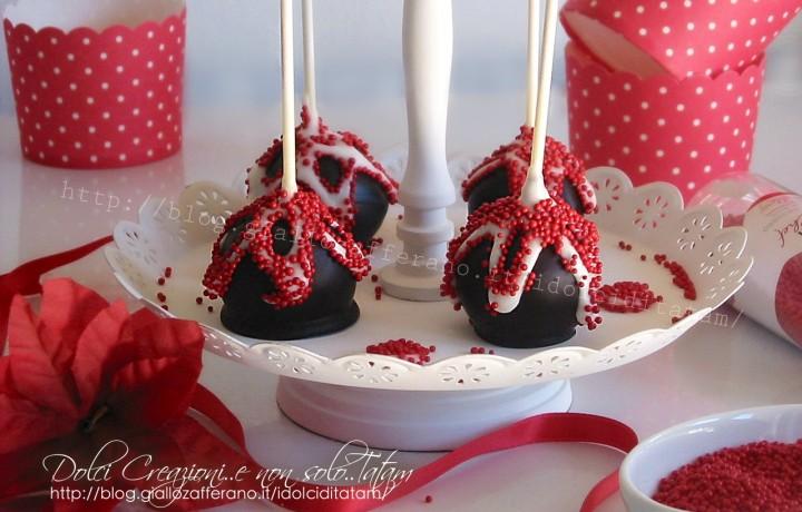 Cake pops alla nutella con video passo passo