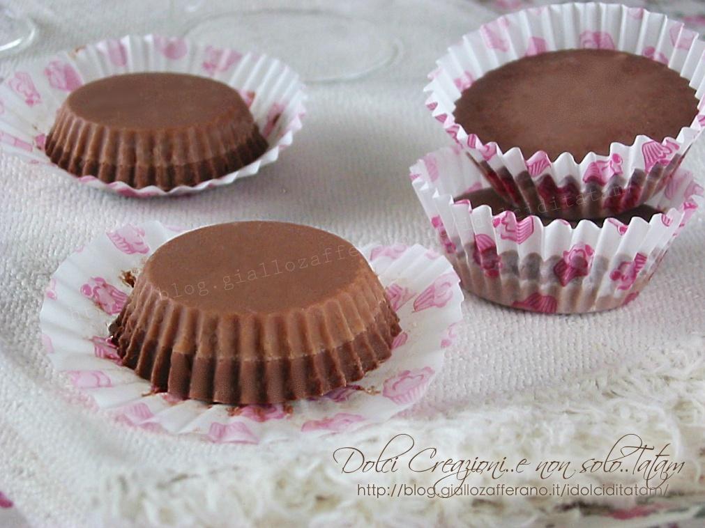 Cioccolatini cremosi