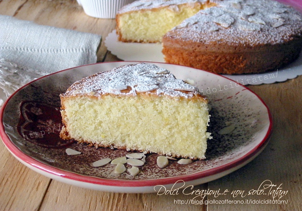 Ricetta di torta margherita senza uova
