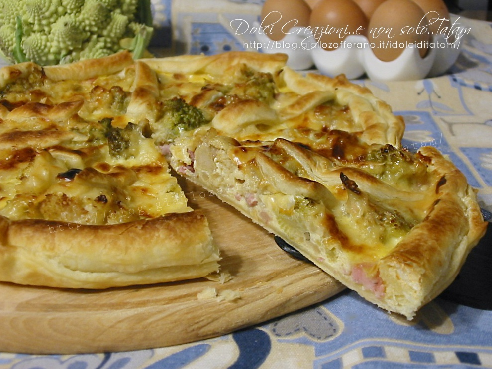 Quiche con broccoli e pancetta2