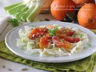 Insalata di finocchi e arance1