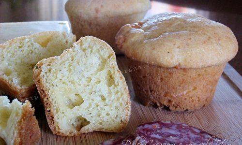 Tortine salate ai due formaggi, golose e saporite