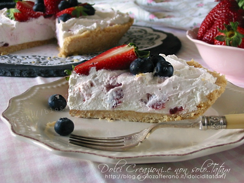 Cheesecake alle fragole1