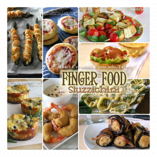 Finger food e stuzzichini