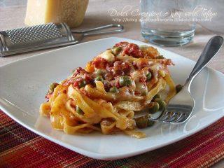 Primi piatti di pasta al forno per le feste