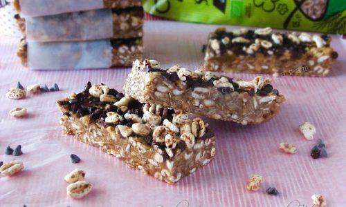 Barrette ai cereali senza cottura in forno, 30 giorni in frigorifero!