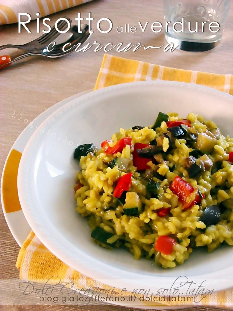 Risotto alle verdure e curcuma1