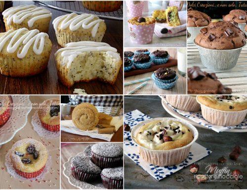 Ricette dolci per merenda: muffin, tartine e dolcetti, facili e veloci