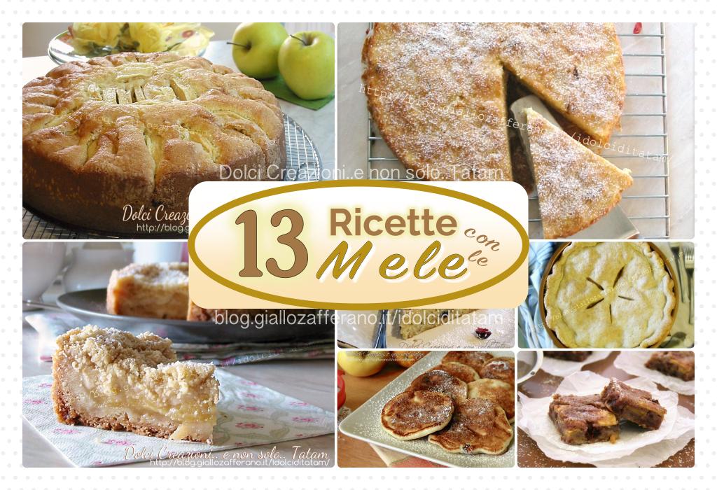 Dolci con le mele - Raccolta di ricette facili e alla portata di tutti!