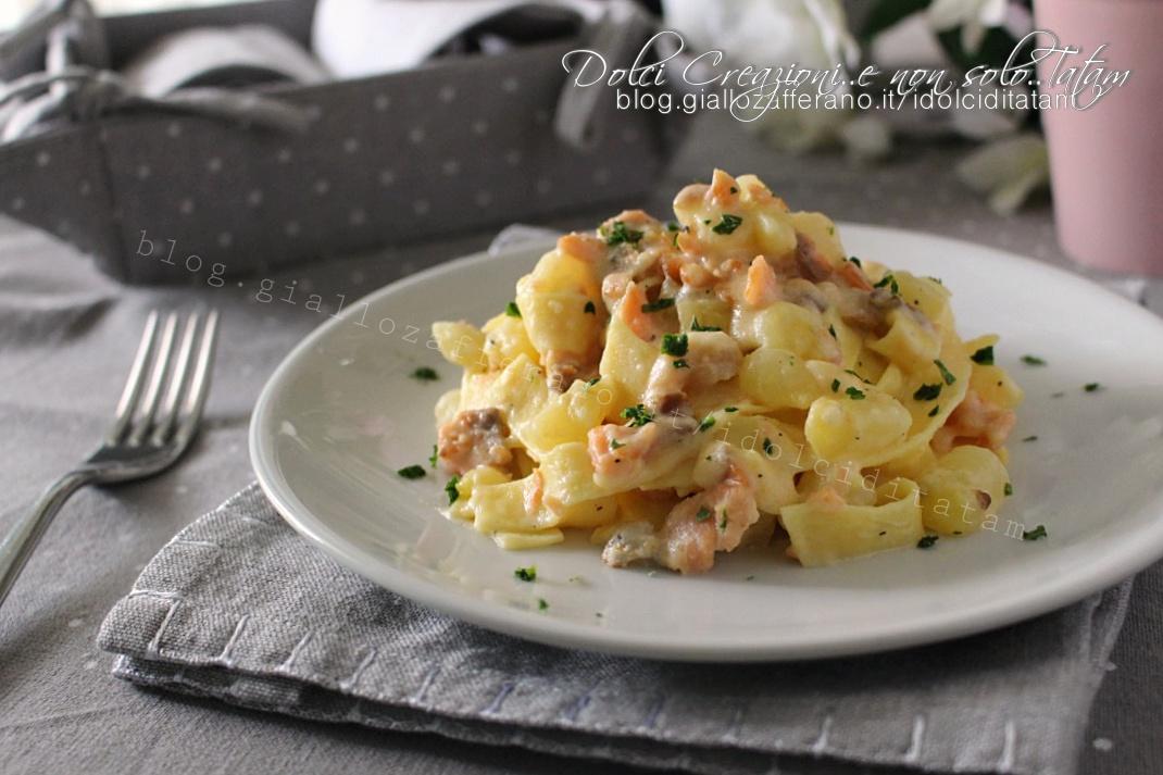 Ricette per pasta al salmone affumicato