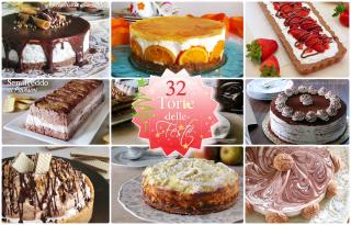 32 Torte delle feste