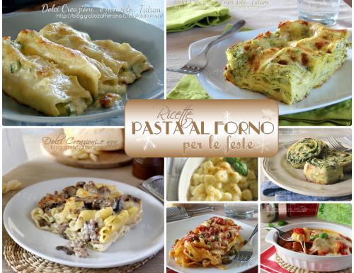 13 Ricette di pasta al forno per le feste, facili e gustose.