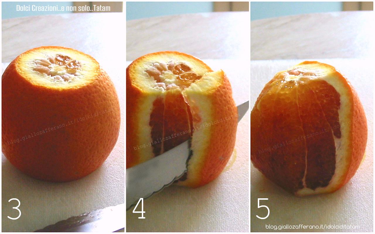 Come pelare e tagliare le arance a vivo