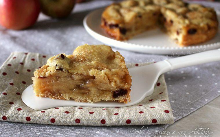 Focaccia dolce alle mele, rustica e golosissima e incidente di percorso!
