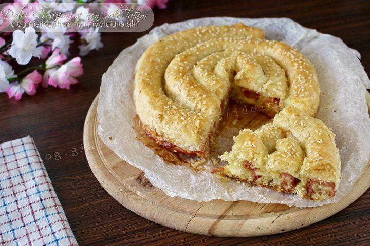 10 torte salate estive facili gustose ed economiche for Ricette torte facili