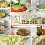 Le migliori 20 ricette di risotti, semplici e gustose.