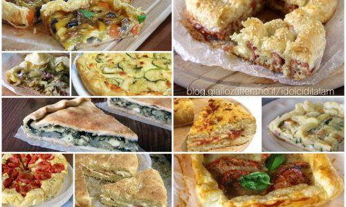 10 Torte salate estive facili, gustose ed economiche