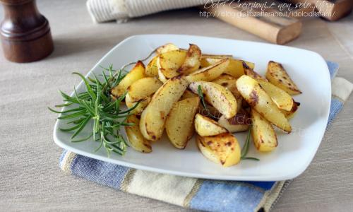 Patate in padella croccanti, facili e veloci, con video ricetta