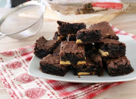 Ricetta Brownies al cacao: fondenti e super cioccolatosi. Con Video ricetta