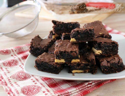 Ricetta Brownies al cacao: fondenti e super cioccolatosi. Con Video ricetta