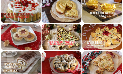 10 Video ricette per Natale, facilissime e super golose!