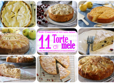 11 modi per preparare la Torta di mele: raccolta di ricette