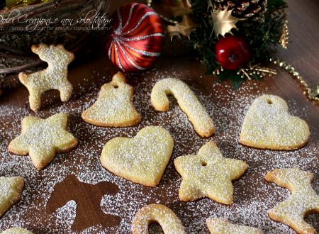 Biscotti semplici di Natale, fragranti e graziosi, da appendere all'albero!
