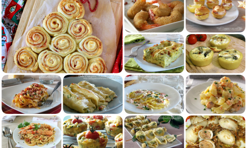 Ricette per il menù della Vigilia di Natale, più di 100!