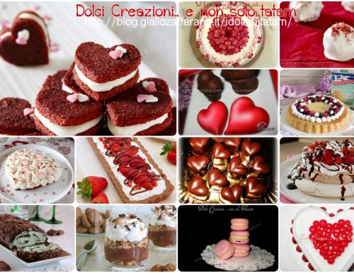 Dolci e torte, ricette per San Valentino