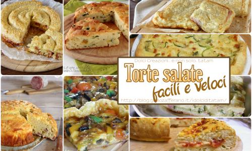 Torte salate facili e veloci per il picnic di Pasquetta