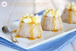 Dessert Semifreddo al caffe'