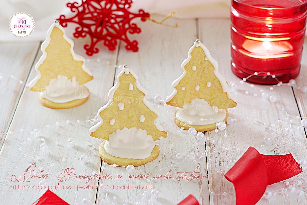 Alberelli di Natale segnaposto