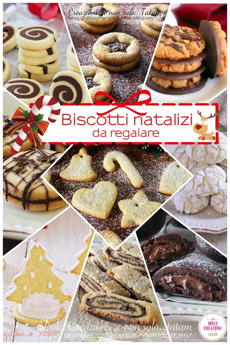 Biscotti natalizi da regalare