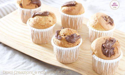 Mini muffin alla nutella super soffici