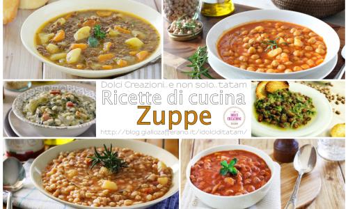 Ricette di cucina: le zuppe. 6 Ricette facili