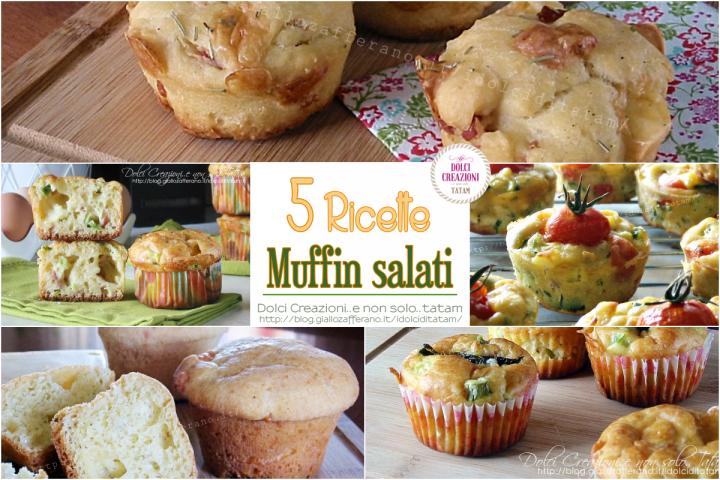 Muffin salati facili e sfiziosi
