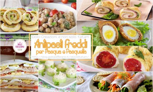 20 Antipasti freddi ricette per Pasqua e Pasquetta