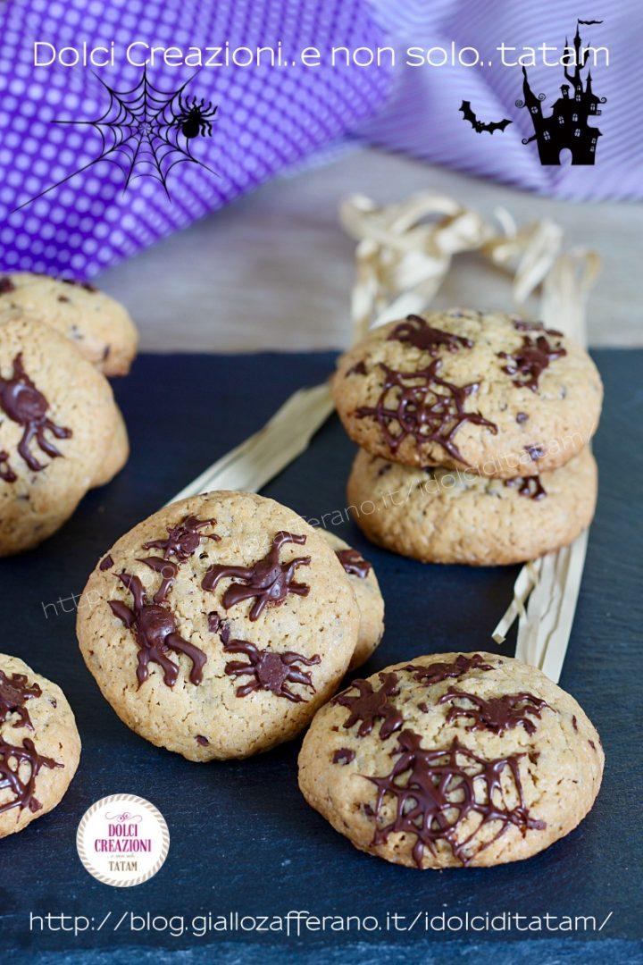 Biscotti di Halloween infestati