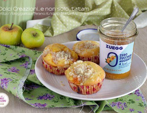 Muffin alle mele e confettura