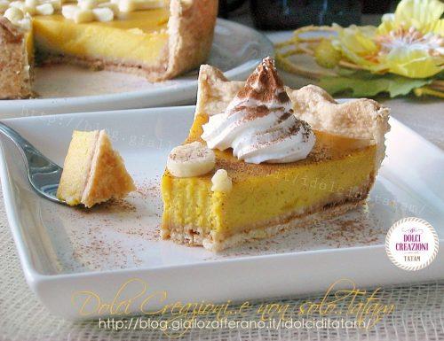 Pumpkin Pie – Torta di zucca americana