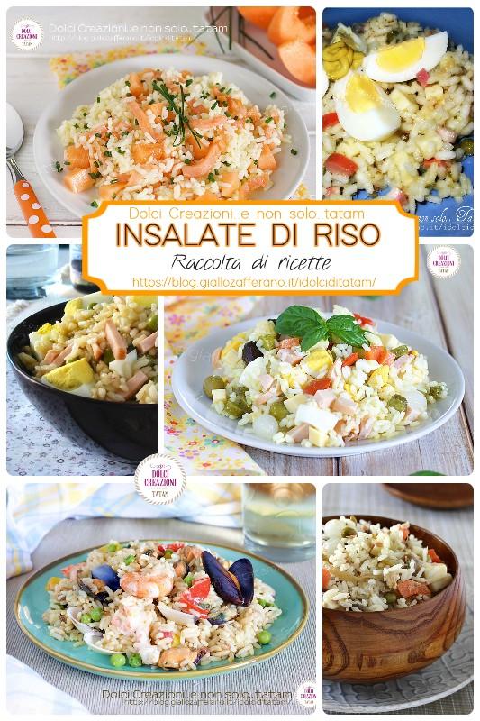 Insalate di riso freddo ricette