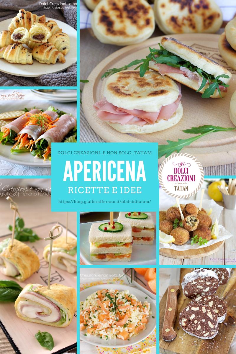 Apericena: ricette stuzzichini facili