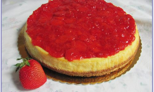 New York Cheesecake ricetta originale americana