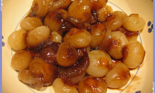 Cipolline in agrodolce, ricetta veloce