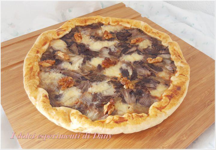 presetazione-torta-salata-radicchio-e-gorgonzola