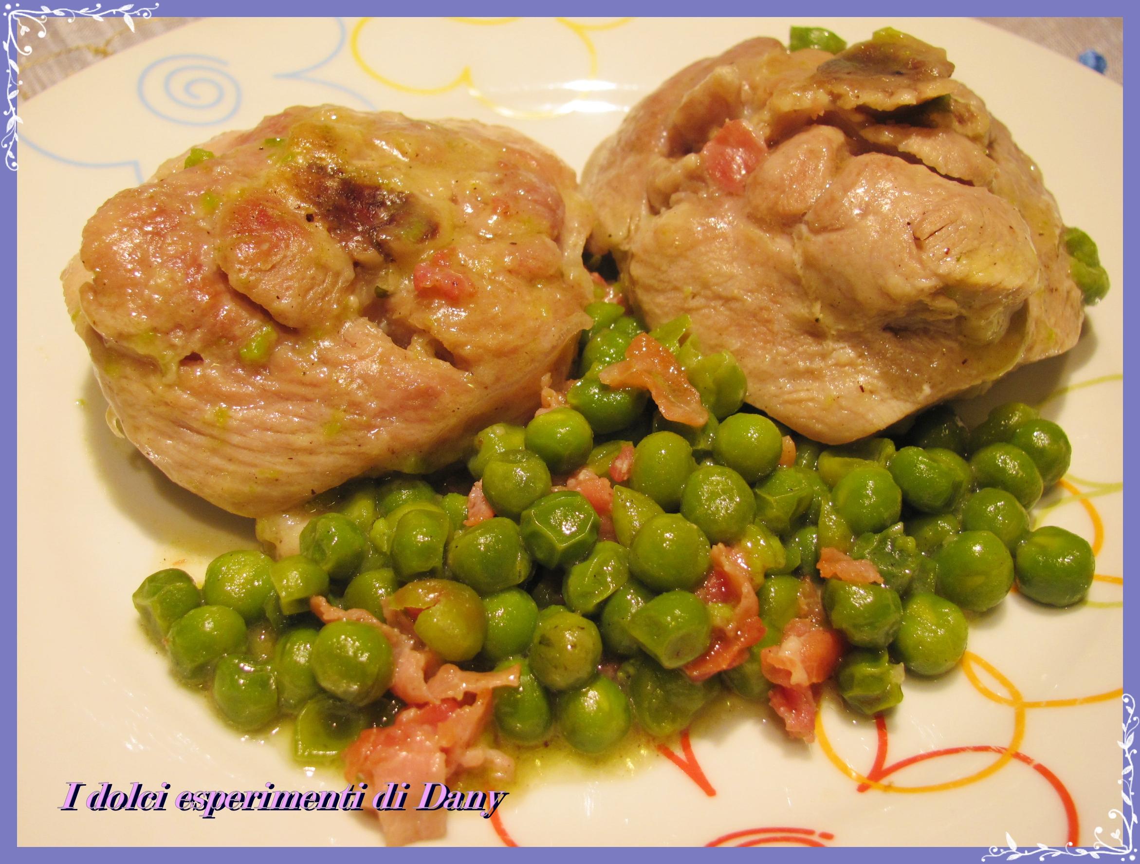ricette ossibuchi di tacchino con piselli - le ricette di ... - Come Cucinare Gli Ossibuchi Di Manzo