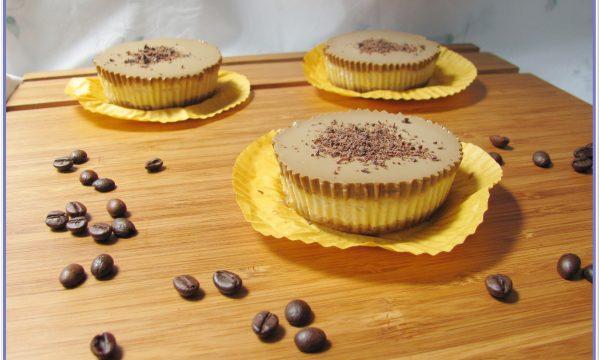 Mini cheesecakes al caffe'