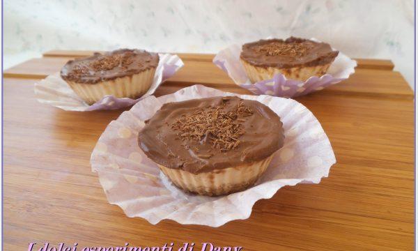 Mini cheesecakes al ginseng