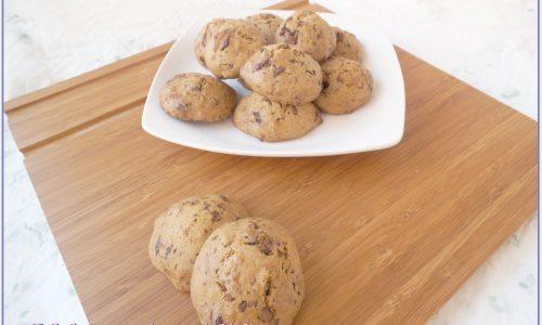 Biscotti al cioccolato e cereali