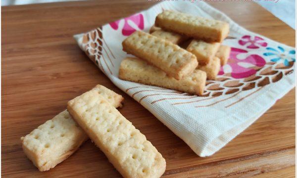 Shortbread, ricetta biscotti scozzesi